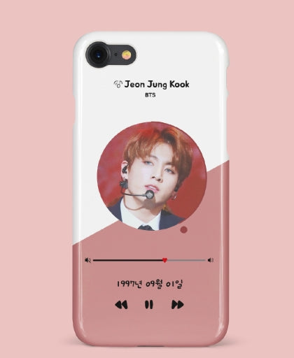 BTS jungkook phone cases