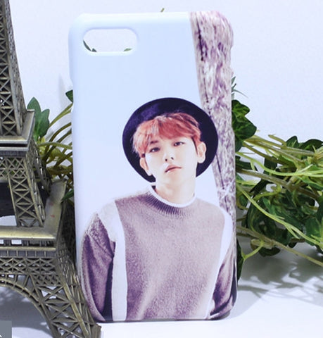 EXO baekhyun phone cases-iphone galaxy case