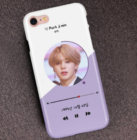 BTS jimin phone cases-iphone galaxy