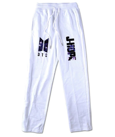New Design BTS LOVE YOURSELF Pants Men/Women harem pants 100% Cotton Jogger Waist Skinny Long Sweatpants