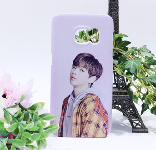 Wanna one kang daniel printed phone case/iphone case/galaxy case