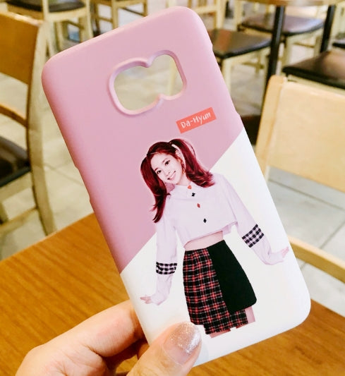 Twice goods two tone phone case