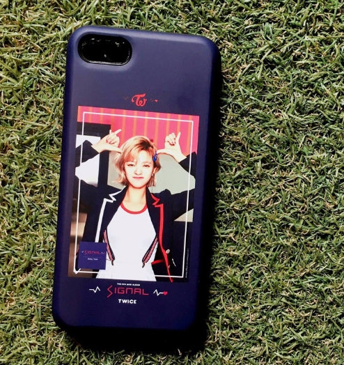 Twice goods signal phone case