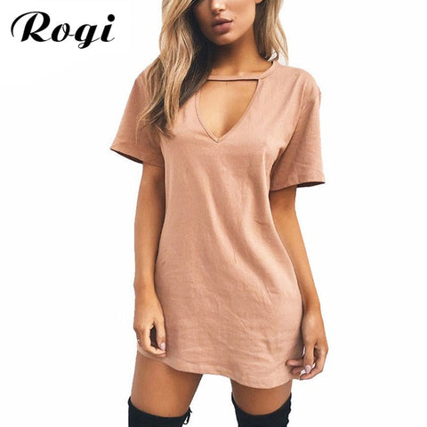7b013e90b922b Lily Rosie Girl Hollow Out Lace Up Women Dress 2019 Summer Boho ...