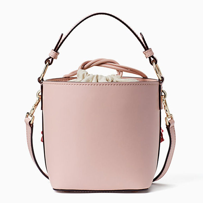 fce13534c390 Personality Flamingo Women Handbags 2019 Cute String Bucket Messenger Bag  for Women PU Leather Shoulder Bags