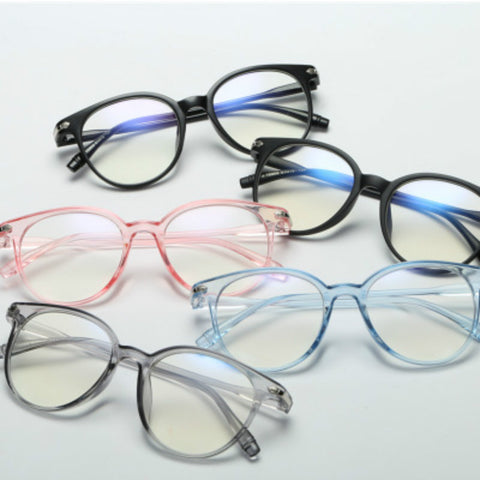 99f9880e8c48 Red Bean 2018 Fashion Women Glasses Frame Men Eyeglasses Frame Vintage  Round Clear Lens Glasses Optical Spectacle Frame