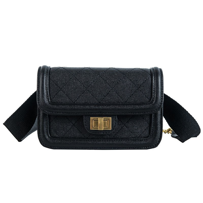 d6e96196cb1 Quilted Waist Packs For Women 2019 Fashion Designer Fanny Packs Ladies Belt  Bags Female Small Shoulder Bags Handbags and Purses