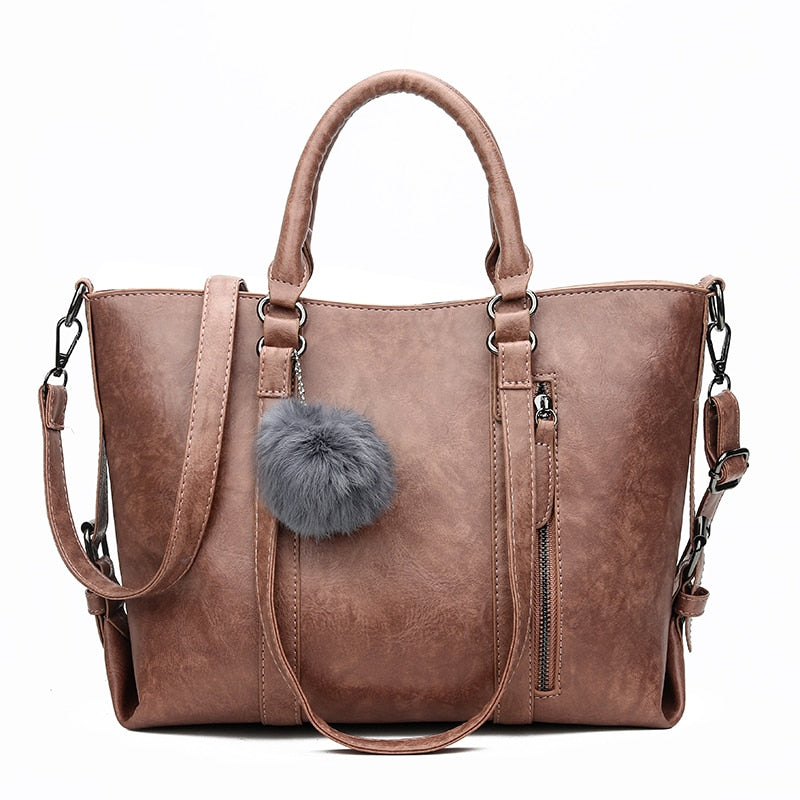 3483d9c7a LEFTSIDE Luxury Handbags For Women 2018 Designer Shoulder Bags Female  Vintage Crossbody Bag Ladies Big Purses