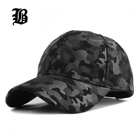 FLB  2017 Won t Let You Down Men and Women Baseball Cap Camouflage Hat  Gorras Militares Hombre Adjustable Snapbacks Caps F224 93574e4c7b9