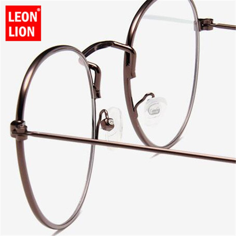 22b43d1e51 LeonLion 2019 Mirror Metal Sunglasses Women Vintage Brand Designer Flat  Round Glasses UV400 Street Beat Oculos