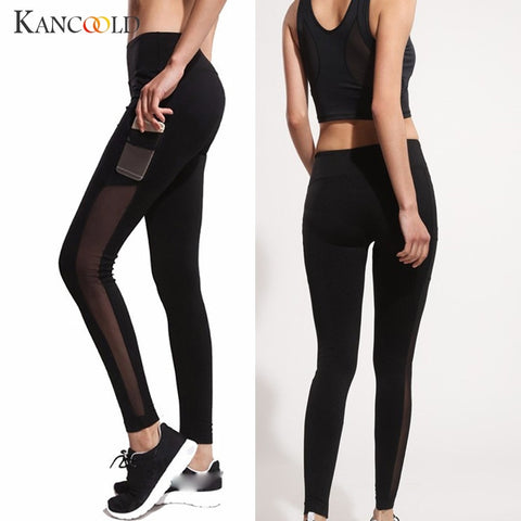 6f922de21081a3 KANCOOLD Pants Leggings Women's Fashion Workout Leggings Fitness Sports  Running Athletic Solid sexy new pants woman 2019JAN9. $17.13. Dulzura stripe  print ...