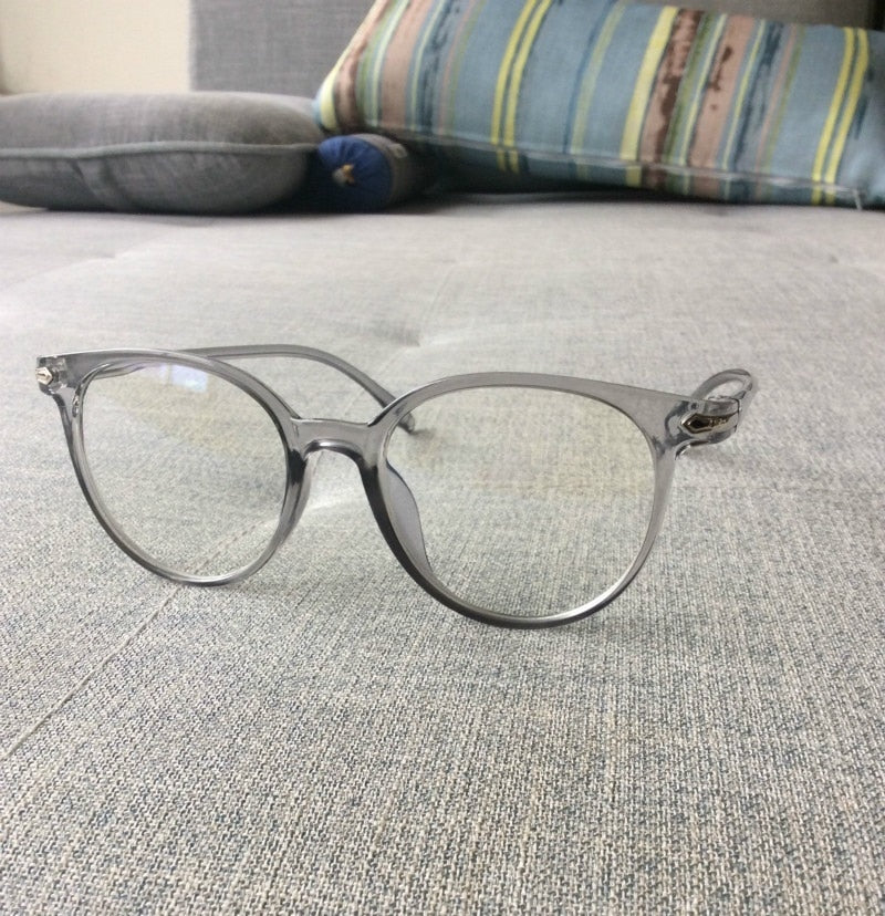 5ae68ff3dd Red Bean 2018 Fashion Women Glasses Frame Men Eyeglasses Frame Vintage Round  Clear Lens Glasses Optical