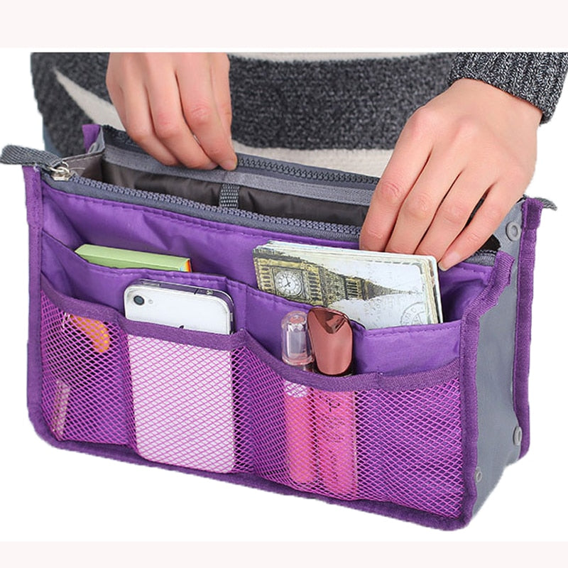 Travel Bag Women Cosmetic Cases Make Up Organizer Bag Women Men Casual Travel Functional Cosmetic Bags Storage In Makeup Bags