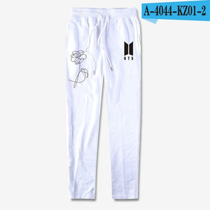 BTS  LOVE YOURSELF Girls Pants Sweatpants trousers