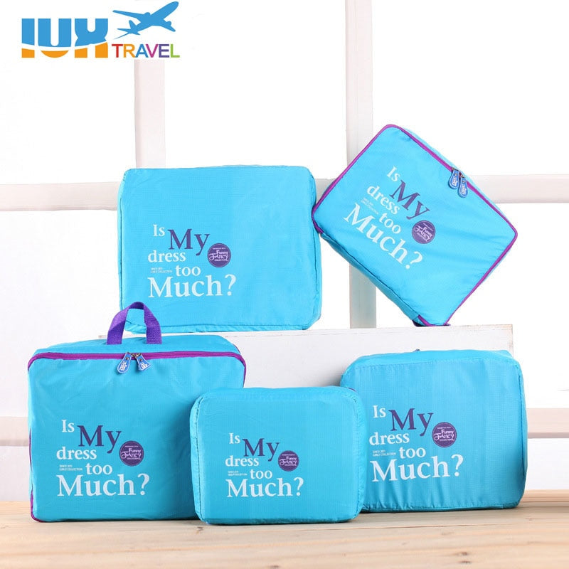 Clothes Organizer Travel Bags Luggagebags Men and Women Luggage Bags Travel Bags Packing Cubes Organizer Wholesale