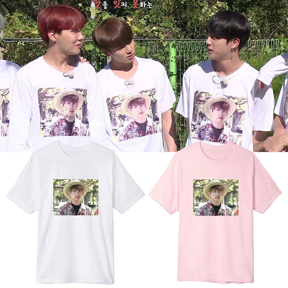 BTS Kpop Jungkook Hawaii T-shirts