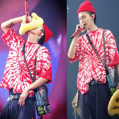 Bigbang g dragon gd concert same t shirt kpop fashion