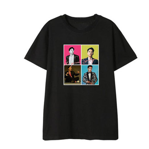 BIGBANG GREAT SEUNGRI  Clothes Tshirt T Shirt