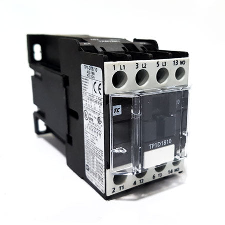 3 Pole Contactor with AC Operating Coil