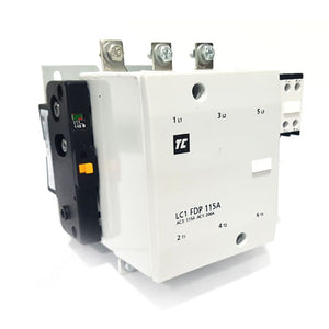 3 Pole Contactor (without AC or DC Operating Coil)