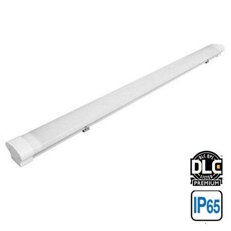 LED Compact Linear Vapour Tight Light