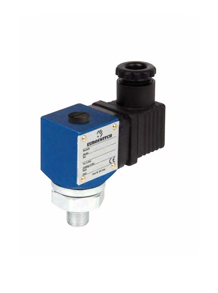 EUROSWITCH Pressure Sensor – Model 24 Pressure Switch (100-400 bar)