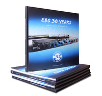 EBS 30 Years - Limited edition anniversary book.