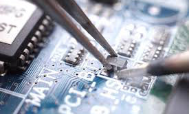 Soldering SMD parts