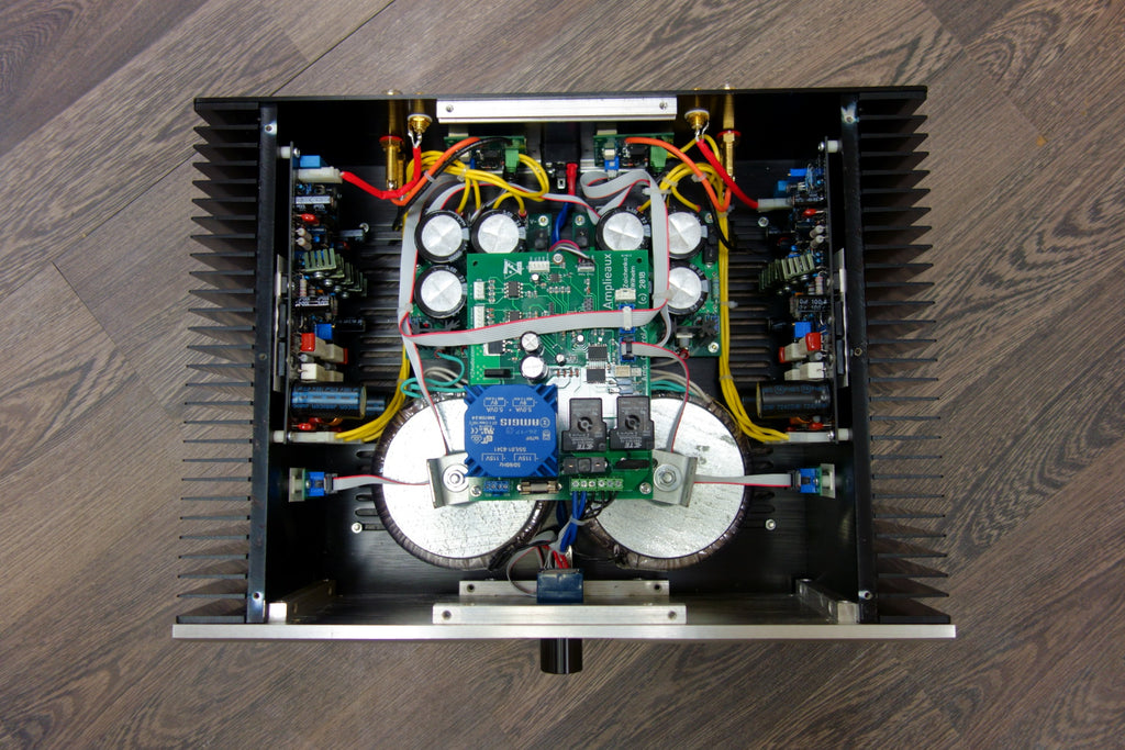 Simpelstark+ Power Amplifier
