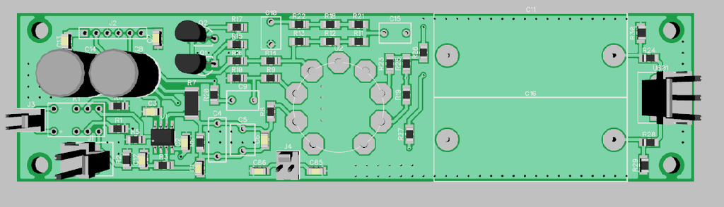 Vynilux Phono Stage Board