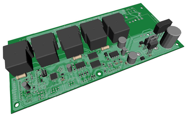 Amp Control Board V6 kit (PCB + parts)
