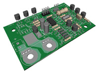 Amp Control System DC Detect + SS Relay assembled module