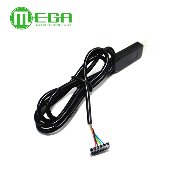 6pin FTDI FT232RL USB to Serial Cable