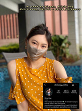 Load image into Gallery viewer, [Bundle of 8 X Colours] 100% 19momme Mulberry Silk Face Mask