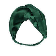 Load image into Gallery viewer, The Twist Mulberry Silk Headband (6 Colours)