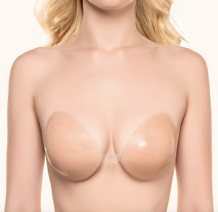 Silicone 3D Push up Bra Cups