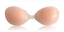 Load image into Gallery viewer, Silicone 3D Push up Bra Cups