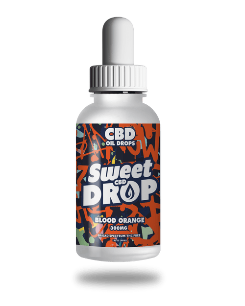 Sweet Drop - Blood Orange -