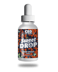 Sweet Drop Blood Orange CBD Oil Drops 300mg