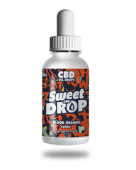 Sweet Drop Blood Orange CBD Oil Drops 600mg