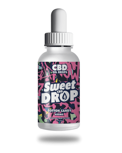 Sweet Drop - Cotton Candy -