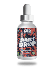 Sweet Drop Fruit Blast CBD Oil Drops 1000mg