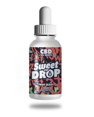 Sweet Drop Fruit Blast CBD Oil Drops 300mg