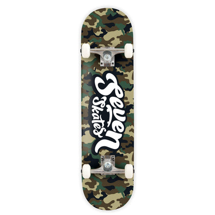 "Army Camo 7.8"" Complete"