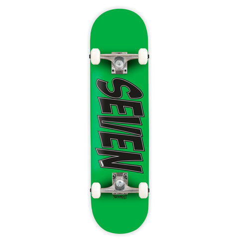 "Essential Logo Green 7.8"" Complete"