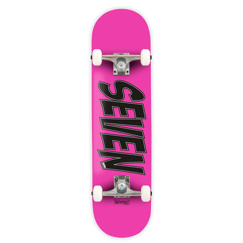 "Essential Logo Pink 7.25"" Complete"