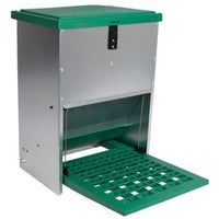 Feed-O-Matic Step-On Poultry Feeder