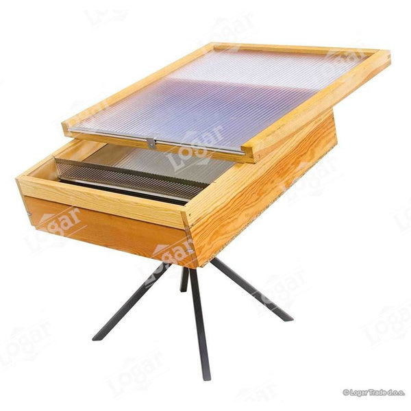 Logar Solar Wax Melter with Stand