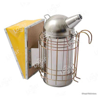 Logar Stainless Steel Smoker with Guard 10cm