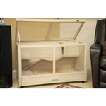 New Age Pet ECOFLEX® Park Avenue Hutch SMALL